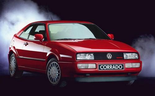 Volkswagen corrado 4